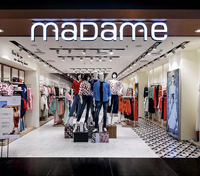 Madame Store, Pacific Mall