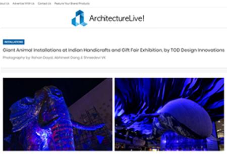 IHGF 2019- ARCHITECTURE LIVE